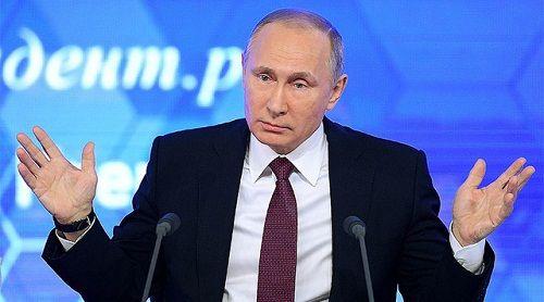 Tổng thống Nga Putin sẵn sàng thăm Mỹ nếu Donald Trump có lời mời - Ảnh 1