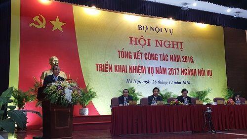 """Phó TT Trương Hòa Bình: Tránh bổ nhiệm """"đúng quy trình"""" người không xứng đáng - Ảnh 1"""