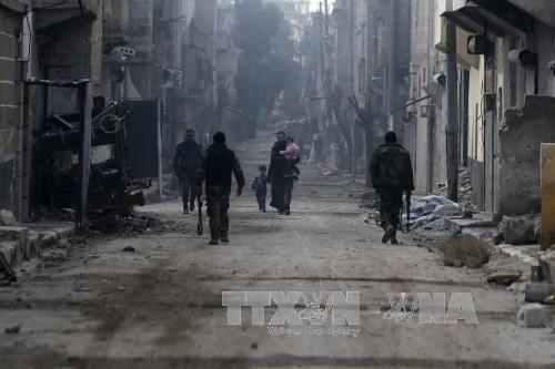 Ít nhất 30 dân thường Syria thiệt mạng sau cuộc tấn công của IS - Ảnh 1