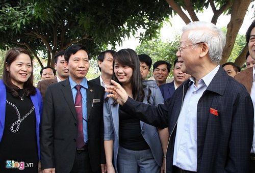Tổng Bí thư Nguyễn Phú Trọng khẳng định sẽ bắt bằng được Trịnh Xuân Thanh - Ảnh 1