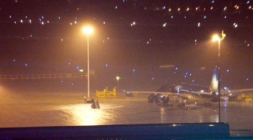 Chuyển hướng nhiều chuyến bay đến sân bay Tân Sơn Nhất do mưa lớn - Ảnh 1