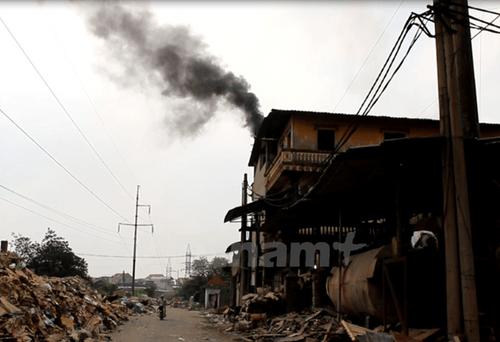 Công bố báo cáo môi trường quốc gia: Quản lý yếu kém, ô nhiễm gia tăng - Ảnh 1