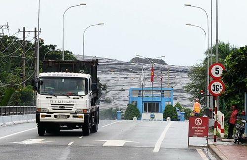Xác định nguyên nhân gây mùi hôi ở phía Nam TP HCM là bãi rác Đa Phước - Ảnh 1