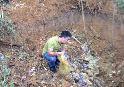 Chôn chất thải y tế nguy hại ở Hòa Bình:Công văn khẩn và chờ công lý thực thi - Ảnh 1
