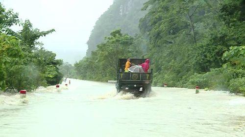 Tin lũ khẩn cấp: Cảnh báo lũ quét ở Nghệ An, Hà Tĩnh - Ảnh 3