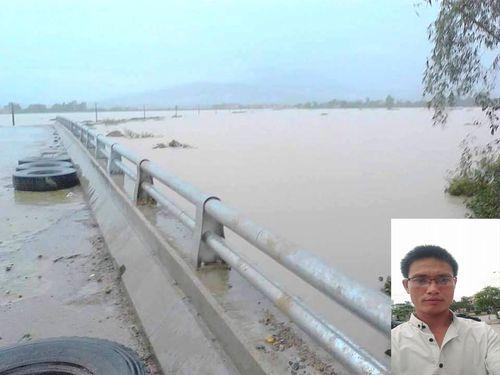 Hà Tĩnh: Cứu sống 2 học sinh bị nước lũ cuốn - Ảnh 1
