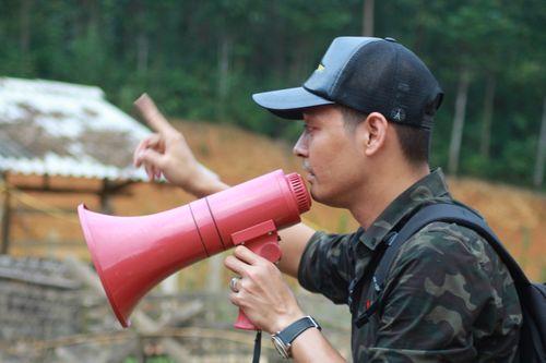 MC Phan Anh sẽ tham dự chương trình trực tiếp tại tâm lũ - Ảnh 1