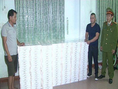 Thừa Thiên - Huế: Liên tiếp bắt giữ thuốc lá lậu và nội tạng động vật hôi thối - Ảnh 1