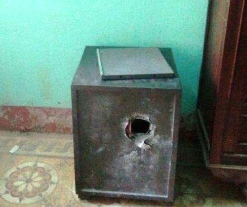 """Tài sản trong két sắt 3 xã """"không cánh mà bay"""" - Ảnh 1"""