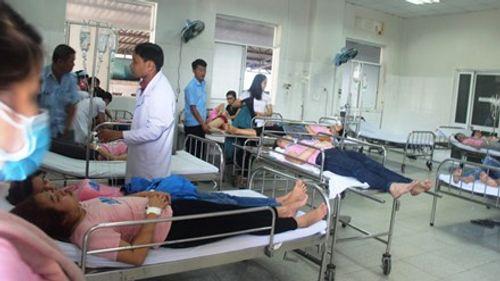 Xác định nguyên nhân vụ hơn 20 công nhân nhập viện sau khi ngửi thấy mùi lạ - Ảnh 1