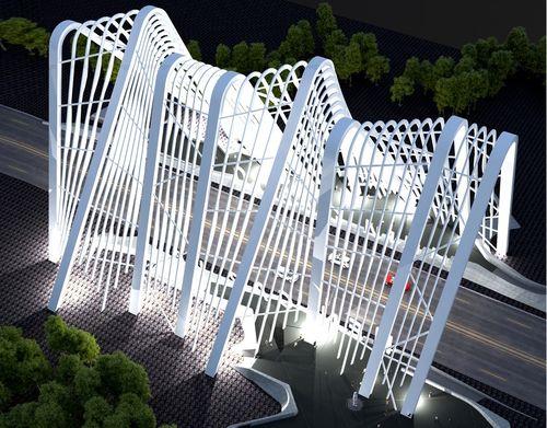 Cổng chào 200 tỷ ở Quảng Ninh lớn nhất Việt Nam - Ảnh 7