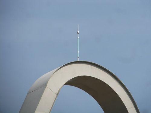 Cổng chào 200 tỷ ở Quảng Ninh lớn nhất Việt Nam - Ảnh 6