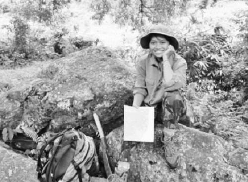 Cô gái Hà thành và những dự án bảo vệ động vật hoang dã xuyên quốc gia  - Ảnh 1