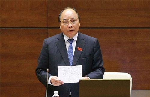 Trực tiếp: Thủ tướng Nguyễn Xuân Phúc trả lời chất vấn trước Quốc hội  - Ảnh 1