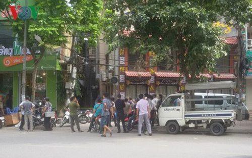 48 giờ truy bắt nhóm nổ súng bắn chết người ở Hà Nội - Ảnh 1