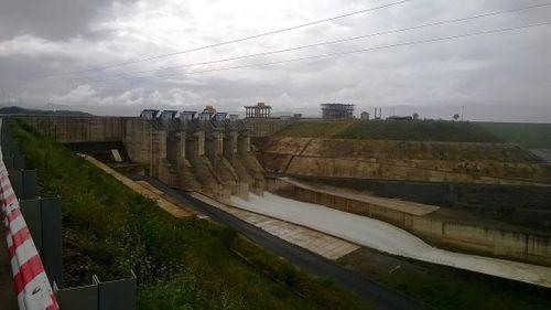 Ba hồ thủy điện tại Thừa Thiên - Huế đồng loạt xả lũ  - Ảnh 1