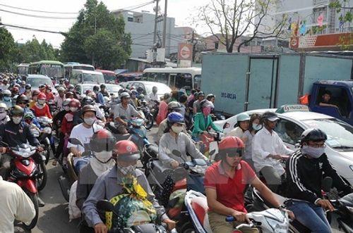 TP HCM xây 2 cầu vượt, giảm ùn tắc khu vực sân bay Tân Sơn Nhất - Ảnh 1