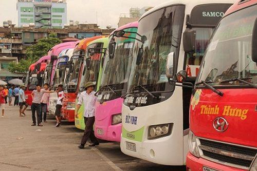 Tăng hơn 2.100 lượt xe đáp ứng nhu cầu Tết Đinh Dậu - Ảnh 1