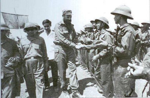 Lãnh tụ Fidel Castro qua lời kể của nguyên Bí thư Huyện ủy - Ảnh 1