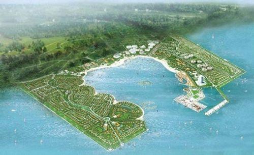 TP HCM đề xuất xây sân golf 900 tỷ đồng cạnh biển Cần Giờ - Ảnh 1