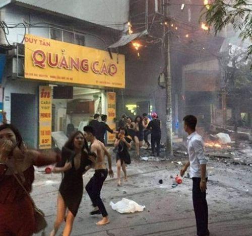 10 vụ cháy nổ kinh hoàng trong năm 2016 - Ảnh 7