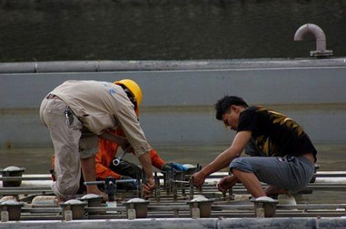 Hải Phòng phá dỡ công trình nhạc nước trăm tỷ - Ảnh 3