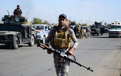 Tấn công khủng bố tại Iraq, gần 50 người thương vong - Ảnh 1
