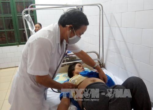 Gần 50 người nhập viện sau khi ăn cỗ cưới tại Nam Định - Ảnh 1