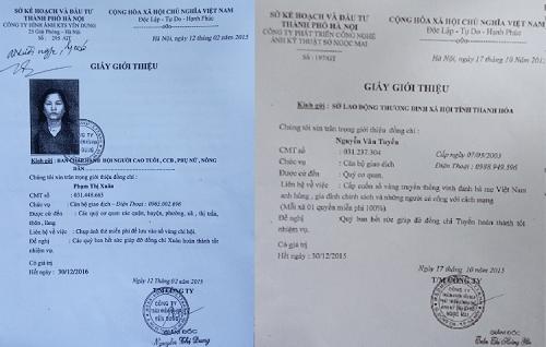 Vụ công ty chụp ảnh trục lợi người có công: Sở LĐTB&XH tỉnh Thanh Hóa vào cuộc - Ảnh 4