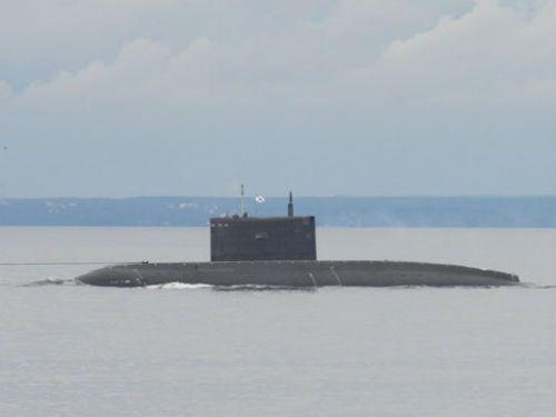 Tàu ngầm 187 Bà Rịa – Vũng Tàu đã về rất gần Việt Nam - Ảnh 1