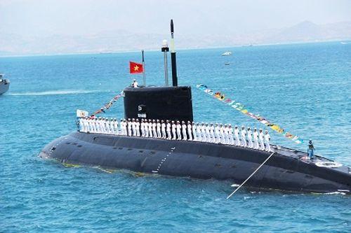 Tàu ngầm 187 Bà Rịa – Vũng Tàu đã về rất gần Việt Nam - Ảnh 2