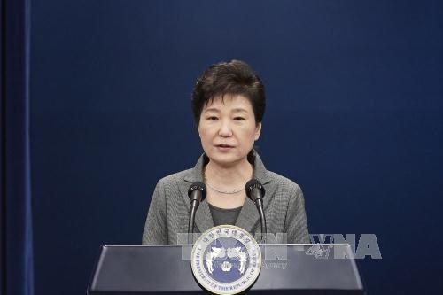 Tổng thống Hàn Quốc đối mặt với thẩm vấn trong tháng 2 - Ảnh 1