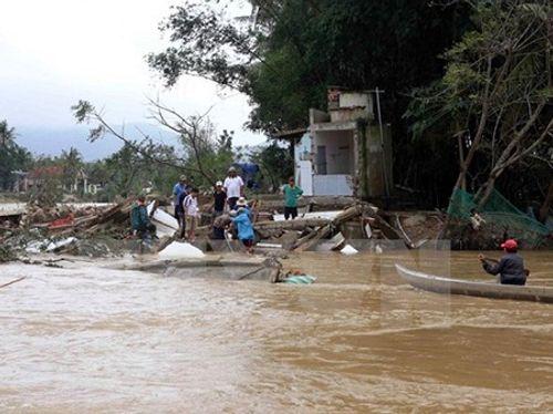 New Zealand hỗ trợ khẩn cấp cho 5.000 người dân Bình Định sau lũ - Ảnh 1