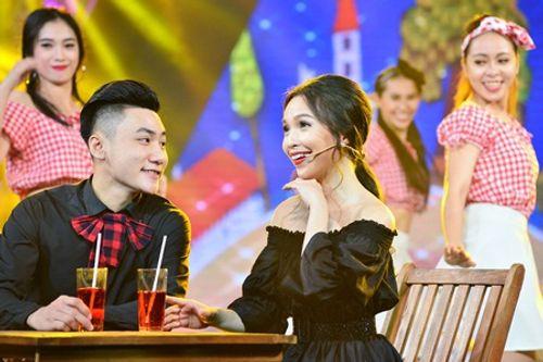 """Lam Trường nhảy cực sung """"xông đất"""" minishow của Âm Nhạc & Bước Nhảy - Ảnh 7"""