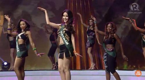 Chung kết Hoa hậu trái đất 2016: Thí sinh Ecuador đăng quang  - Ảnh 12