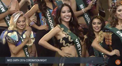 Chung kết Hoa hậu trái đất 2016: Thí sinh Ecuador đăng quang  - Ảnh 13