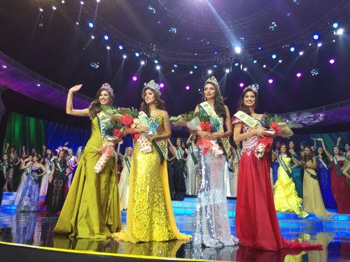 Chung kết Hoa hậu trái đất 2016: Thí sinh Ecuador đăng quang  - Ảnh 1
