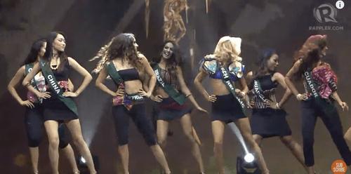 Chung kết Hoa hậu trái đất 2016: Thí sinh Ecuador đăng quang  - Ảnh 9