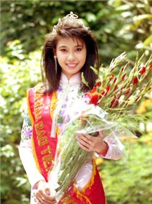 Bùi ngùi nhớ lại thời hoàng kim về danh tiếng và nhan sắc của Hoa hậu Việt  - Ảnh 1