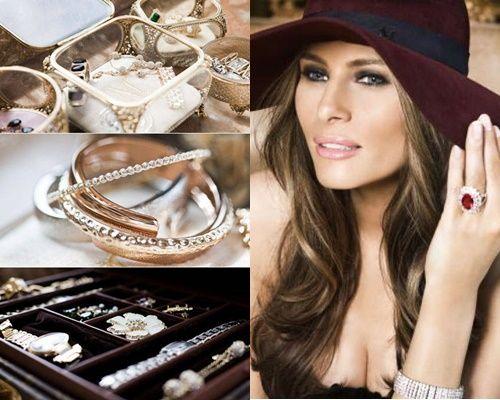 Melania Trump và kho đồ hiệu trị giá hàng triệu đô - Ảnh 7