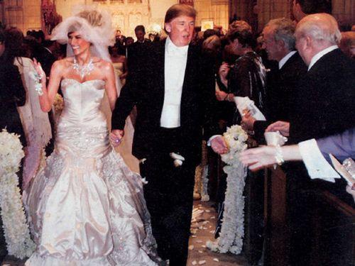 Melania Trump và kho đồ hiệu trị giá hàng triệu đô - Ảnh 3