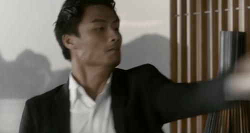 Mạc Hồng Quân lần đầu đóng phim đã tát Angela Phương Trinh đau điếng - Ảnh 1