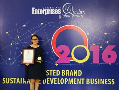 Oriflame Việt Nam nhận Chỉ số tín nhiệm doanh nghiệp 2016 - Trusted Brand Index  - Ảnh 3