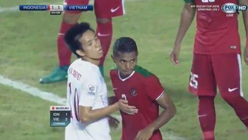 Việt Nam thua sát nút Indonesia với tỉ số 1-2 - Ảnh 3