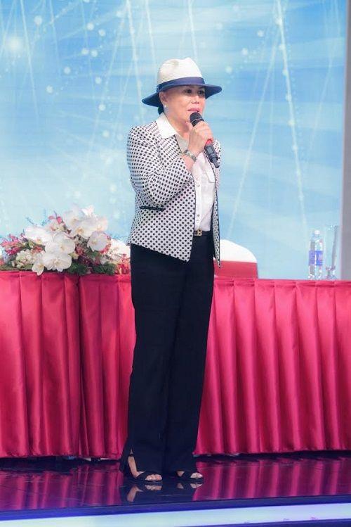 Chế Linh không tham gia liveshow Thanh Tuyền - Ảnh 1