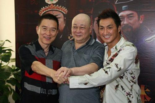"""4 sao nam ế vợ của phim """"Bao Thanh Thiên"""" 1993 - Ảnh 8"""