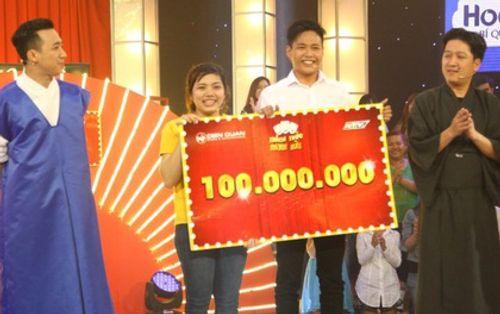 Thách thức danh hài tập 11: Dắt vợ lên thi, Hot boy trà sữa thắng 100 triệu đồng - Ảnh 3