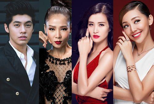 Noo Phước Thịnh, Đông Nhi, Tóc Tiên huấn luyện được ai tại The Voice 2017? - Ảnh 1