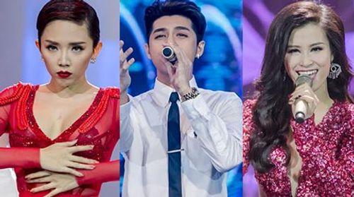Noo Phước Thịnh, Đông Nhi, Tóc Tiên huấn luyện được ai tại The Voice 2017? - Ảnh 2