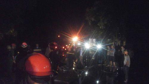 Tìm nguyên nhân vụ cháy nhà kho doanh nghiệp trong đêm - Ảnh 2